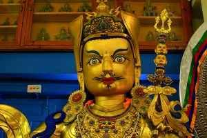 резиденции Далай Ламы