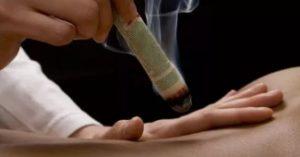 Моксотерапия тибетская медциина